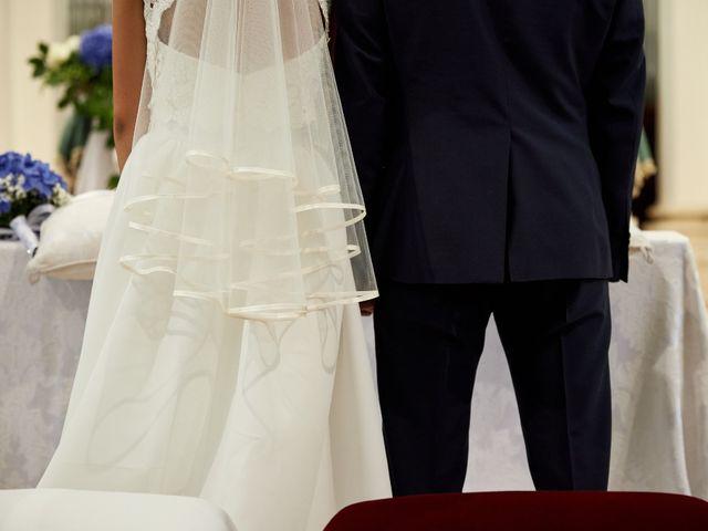Il matrimonio di Alberto e Marta a Trebaseleghe, Padova 54