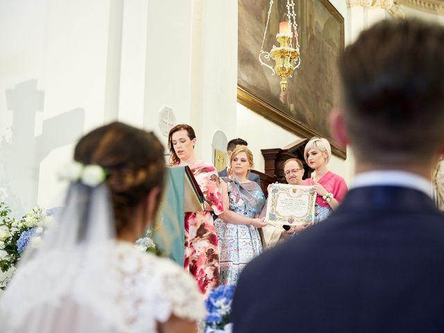 Il matrimonio di Alberto e Marta a Trebaseleghe, Padova 58