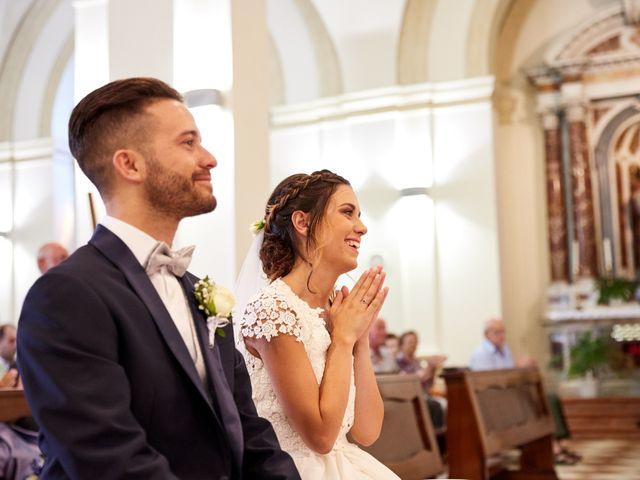 Il matrimonio di Alberto e Marta a Trebaseleghe, Padova 59