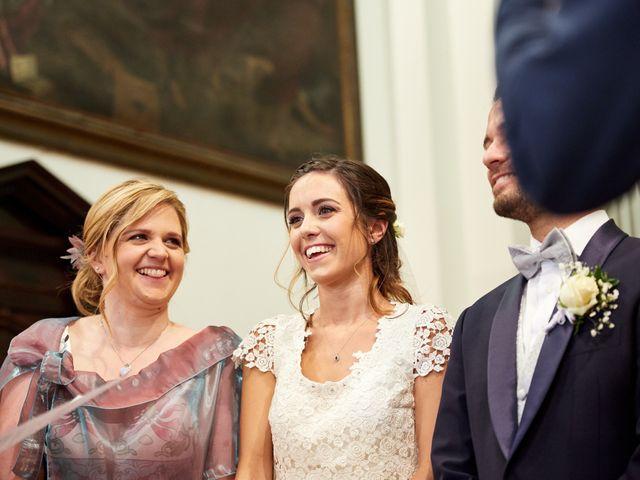 Il matrimonio di Alberto e Marta a Trebaseleghe, Padova 60