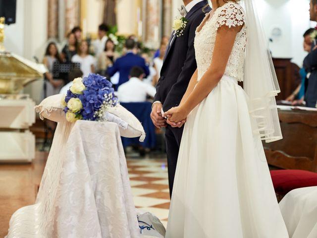 Il matrimonio di Alberto e Marta a Trebaseleghe, Padova 61