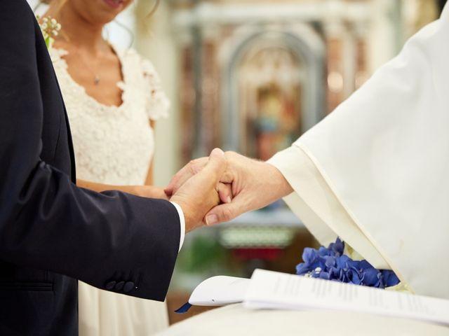 Il matrimonio di Alberto e Marta a Trebaseleghe, Padova 63