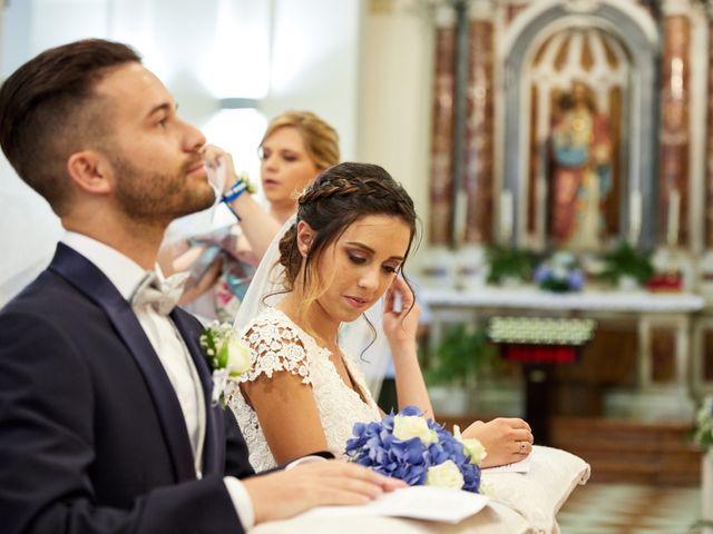 Il matrimonio di Alberto e Marta a Trebaseleghe, Padova 64