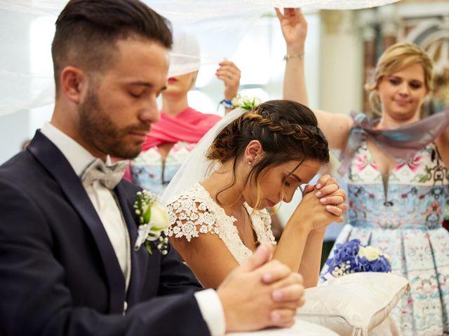Il matrimonio di Alberto e Marta a Trebaseleghe, Padova 65