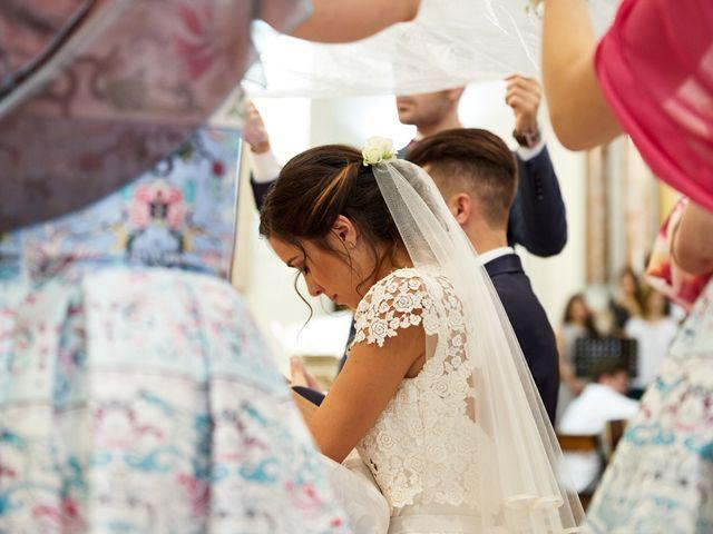 Il matrimonio di Alberto e Marta a Trebaseleghe, Padova 66