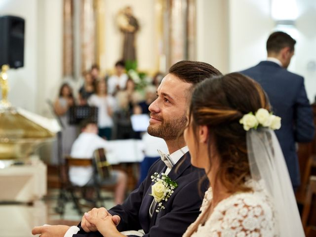 Il matrimonio di Alberto e Marta a Trebaseleghe, Padova 67