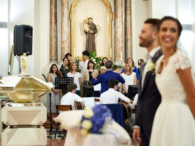 Il matrimonio di Alberto e Marta a Trebaseleghe, Padova 68