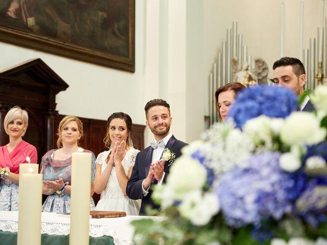 Il matrimonio di Alberto e Marta a Trebaseleghe, Padova 69