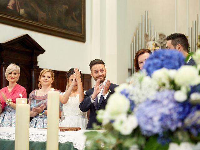 Il matrimonio di Alberto e Marta a Trebaseleghe, Padova 70