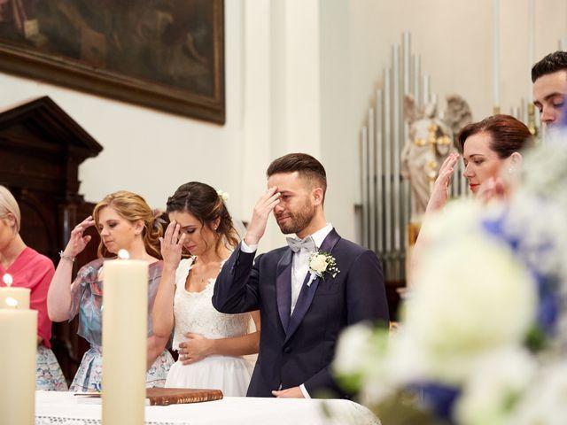 Il matrimonio di Alberto e Marta a Trebaseleghe, Padova 71