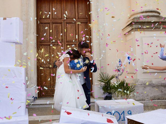 Il matrimonio di Alberto e Marta a Trebaseleghe, Padova 77