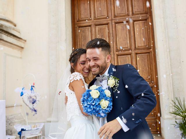 Il matrimonio di Alberto e Marta a Trebaseleghe, Padova 78