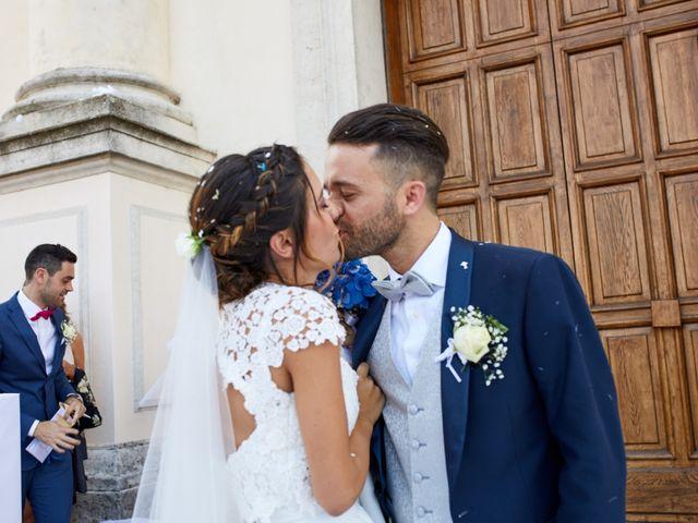 Il matrimonio di Alberto e Marta a Trebaseleghe, Padova 79