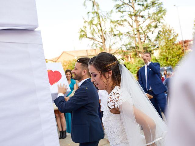 Il matrimonio di Alberto e Marta a Trebaseleghe, Padova 80
