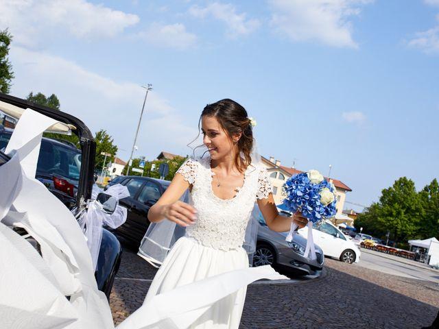Il matrimonio di Alberto e Marta a Trebaseleghe, Padova 82