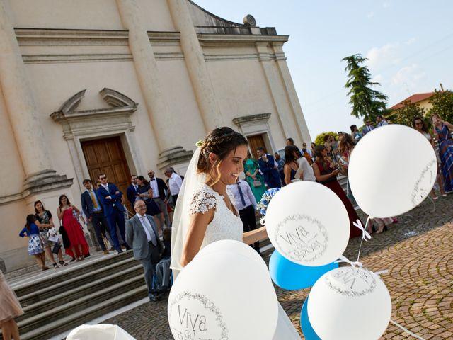 Il matrimonio di Alberto e Marta a Trebaseleghe, Padova 83