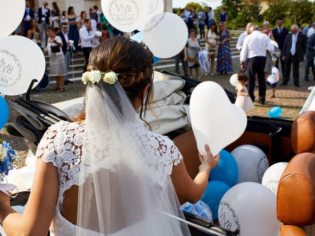 Il matrimonio di Alberto e Marta a Trebaseleghe, Padova 84