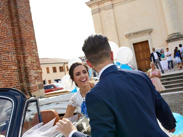 Il matrimonio di Alberto e Marta a Trebaseleghe, Padova 85