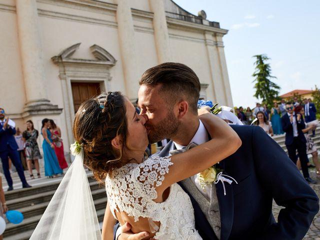 Il matrimonio di Alberto e Marta a Trebaseleghe, Padova 86