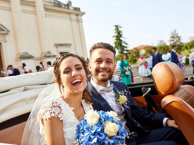 Il matrimonio di Alberto e Marta a Trebaseleghe, Padova 87