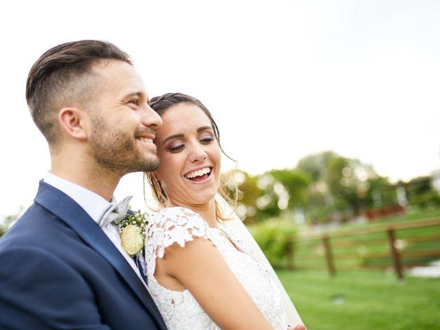 Il matrimonio di Alberto e Marta a Trebaseleghe, Padova 92