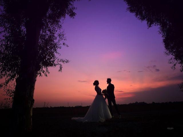 Il matrimonio di Giosuè  e Celeste a San Pancrazio Salentino, Brindisi 2