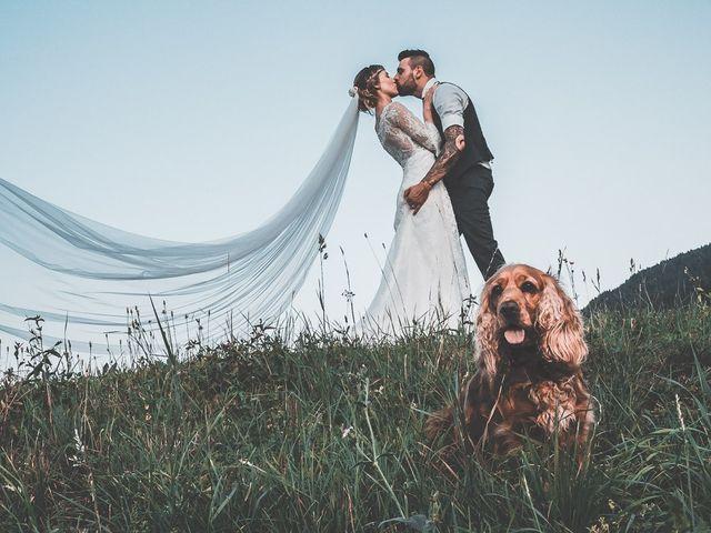 Le nozze di Alison e Davide