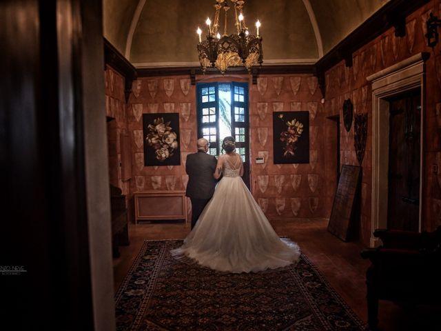 Il matrimonio di Giosuè  e Celeste a San Pancrazio Salentino, Brindisi 21