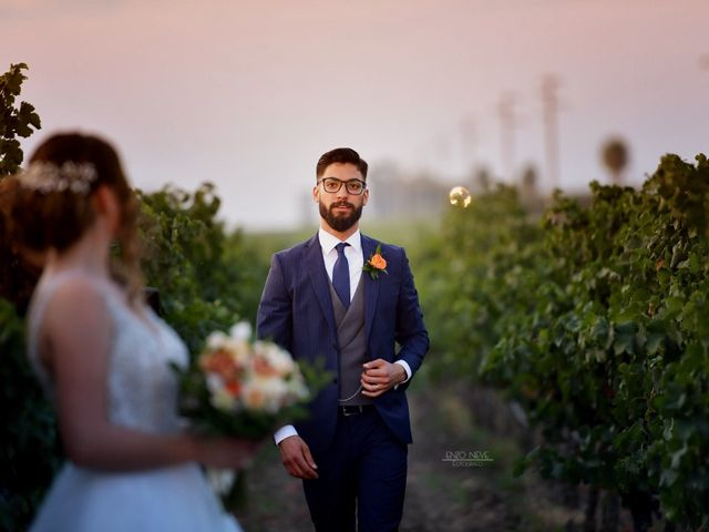 Il matrimonio di Giosuè  e Celeste a San Pancrazio Salentino, Brindisi 23