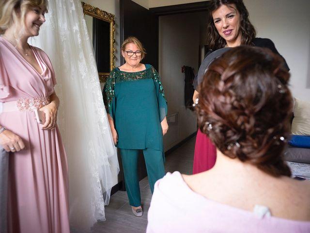 Il matrimonio di Stefano e Serena a Polpenazze del Garda, Brescia 9