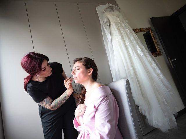 Il matrimonio di Stefano e Serena a Polpenazze del Garda, Brescia 11