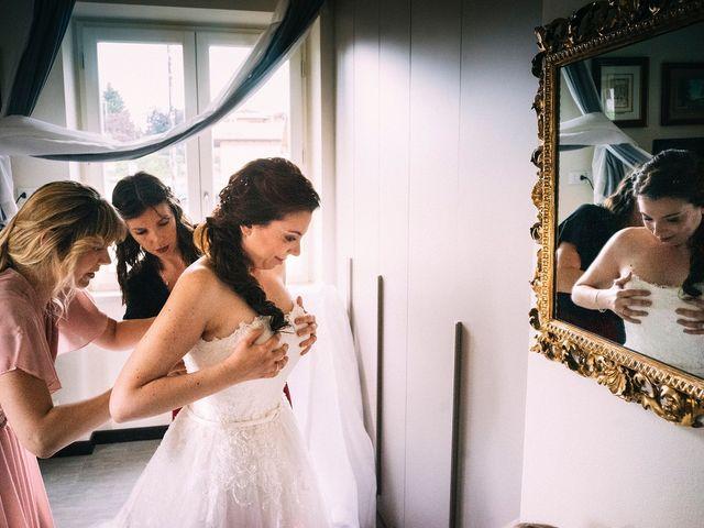 Il matrimonio di Stefano e Serena a Polpenazze del Garda, Brescia 13