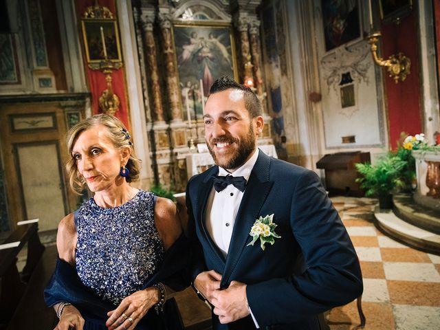 Il matrimonio di Stefano e Serena a Polpenazze del Garda, Brescia 22