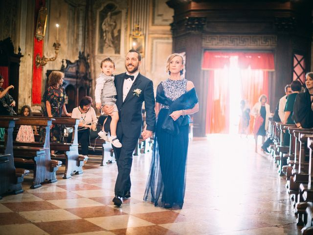 Il matrimonio di Stefano e Serena a Polpenazze del Garda, Brescia 28