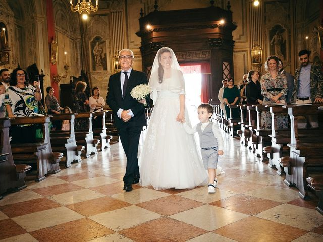 Il matrimonio di Stefano e Serena a Polpenazze del Garda, Brescia 30