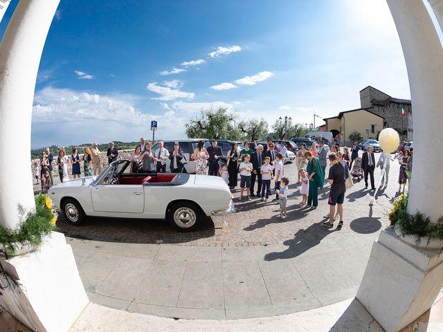 Il matrimonio di Stefano e Serena a Polpenazze del Garda, Brescia 40