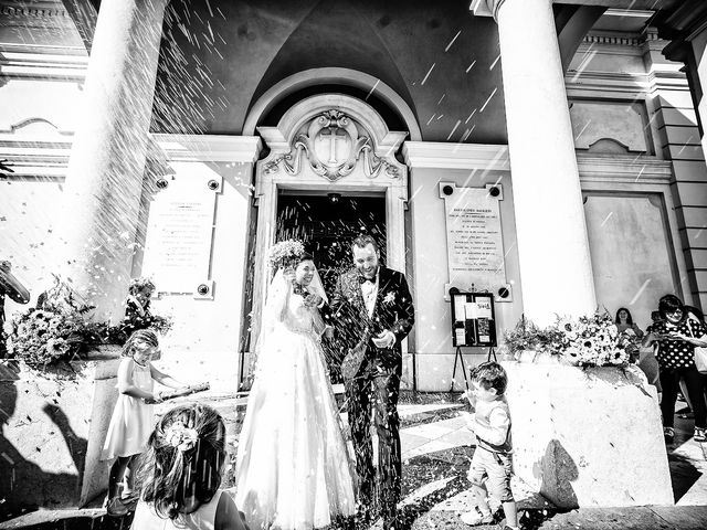 Il matrimonio di Stefano e Serena a Polpenazze del Garda, Brescia 42