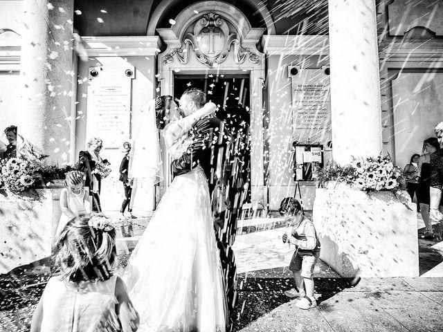 Il matrimonio di Stefano e Serena a Polpenazze del Garda, Brescia 43