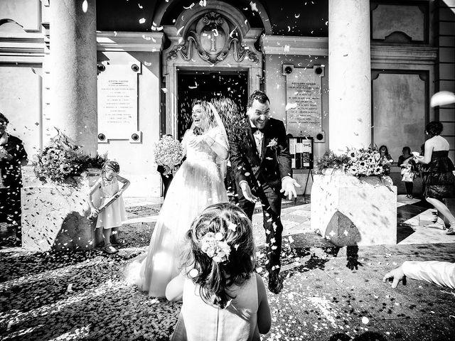 Il matrimonio di Stefano e Serena a Polpenazze del Garda, Brescia 44