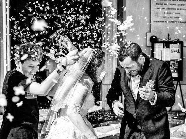 Il matrimonio di Stefano e Serena a Polpenazze del Garda, Brescia 45