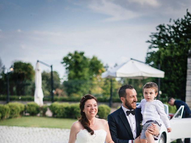 Il matrimonio di Stefano e Serena a Polpenazze del Garda, Brescia 48