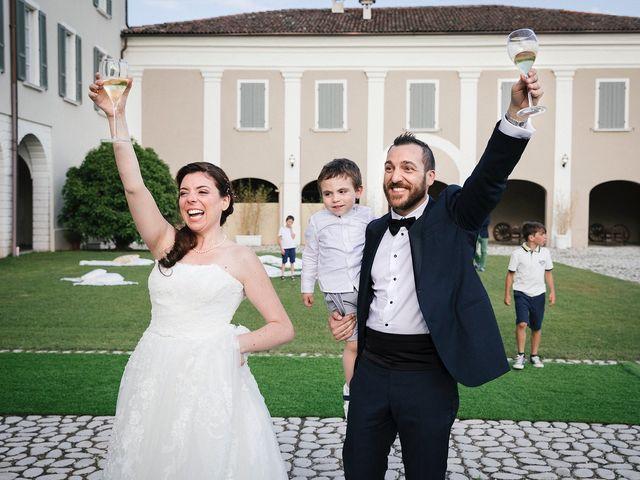 Il matrimonio di Stefano e Serena a Polpenazze del Garda, Brescia 50