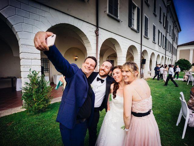 Il matrimonio di Stefano e Serena a Polpenazze del Garda, Brescia 52