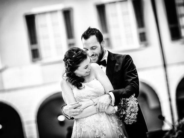 Il matrimonio di Stefano e Serena a Polpenazze del Garda, Brescia 55
