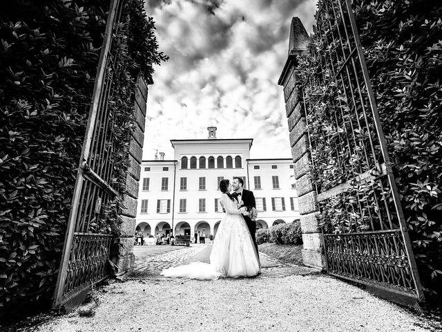 Il matrimonio di Stefano e Serena a Polpenazze del Garda, Brescia 56