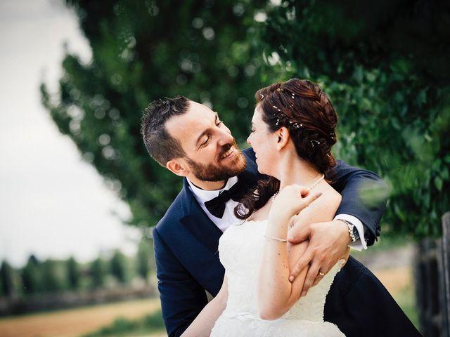 Il matrimonio di Stefano e Serena a Polpenazze del Garda, Brescia 57