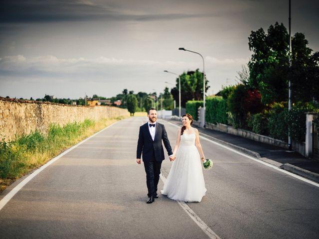 Il matrimonio di Stefano e Serena a Polpenazze del Garda, Brescia 60