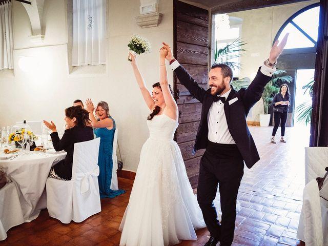 Il matrimonio di Stefano e Serena a Polpenazze del Garda, Brescia 64