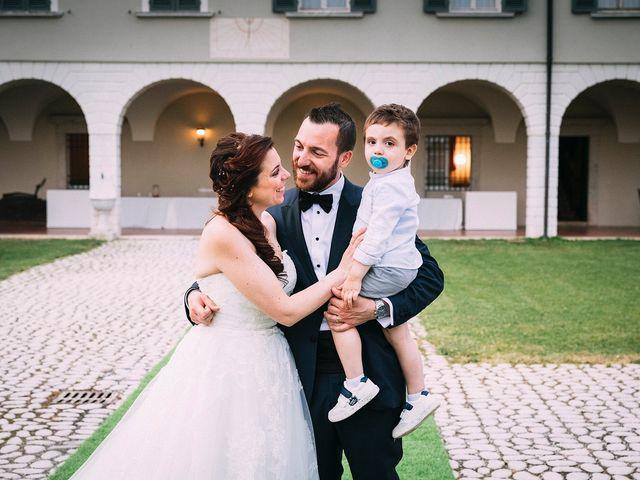 Il matrimonio di Stefano e Serena a Polpenazze del Garda, Brescia 65
