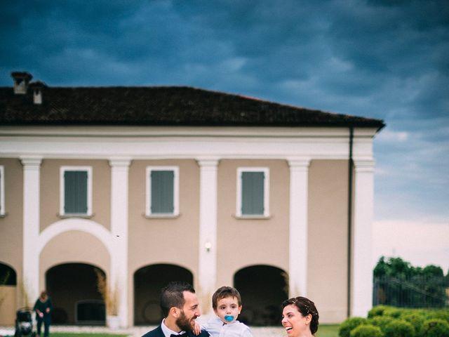 Il matrimonio di Stefano e Serena a Polpenazze del Garda, Brescia 66